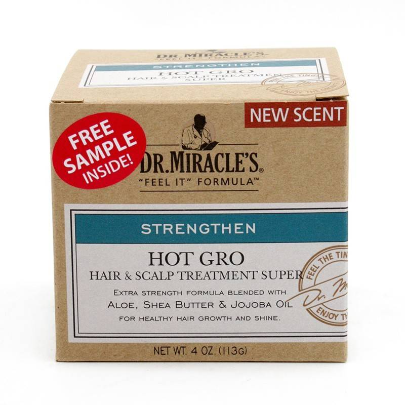 Dr.Miracles Hot Gro Super Traitement 113 Gr