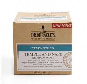 Dr. Miracles Temple And Nape Gro Balm Super 113 Gr