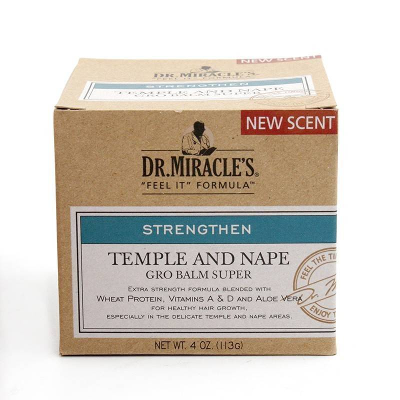 Dr.Miracles Temple And Nape Gro Baume Super 113 Gr