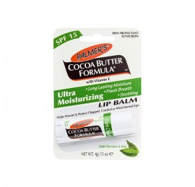Palmers Cocoa Butter Formula Lip Balm Choc/mint 4 G