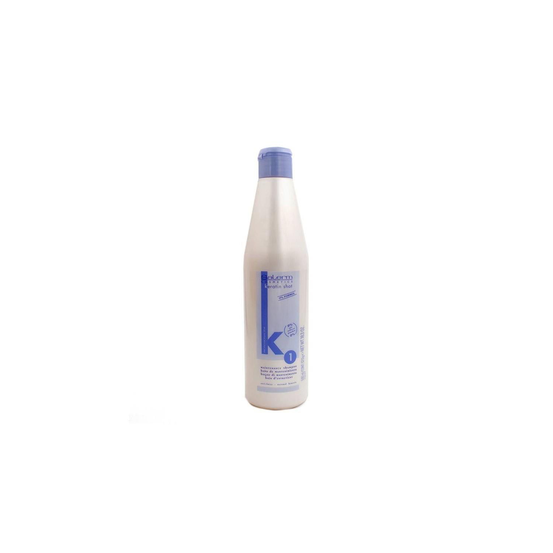 Salerm Keratin Shot Shampoo 500 Ml