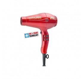 Parlux Secheuse Eco Rouge 3800 Ionic Céramique