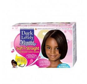 Dark & Lovely Beautiful Begginings Relaxer Kit Normale