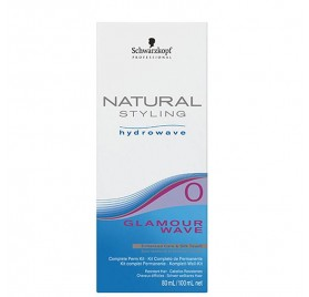Schwarzkopf Naturale Styling Glamour Wave Kit (0) 80+100 Ml