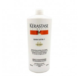 Kerastase Nutritive Bain Satin1 1000 Ml