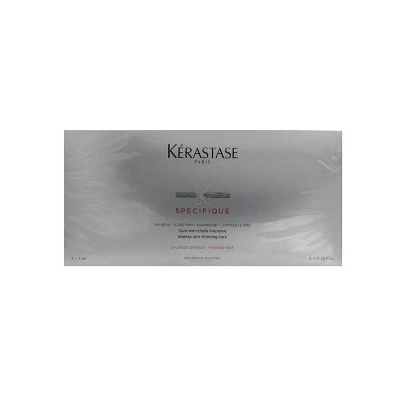 Kerastase Specifique Aminexil Cure Anti Chute10x6 Ml