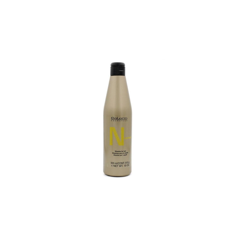 Salerm Nutrient Shampooing (chute) 500 Ml