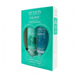 Revlon Equave Instant Beauty Volume Duo Pack (shampoo 250ml+ Biphase 200ml)