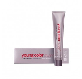 Revlon Young Color Excel 70 Ml, Color 6.65