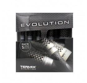 Termix Maletin/tubo 5 Cepillos Evolution Plus
