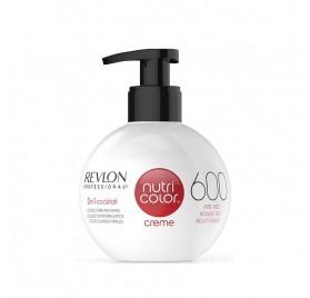 Revlon Nutri Color 600/rojo Fuego 270ml