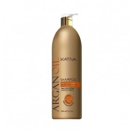 Kativa Argan Oil Shampooing 1000 Ml