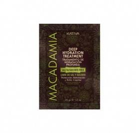 Kativa Macadamia Deep Treatment Moisturizing (12 Units) 12x35g
