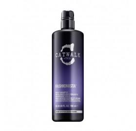 Tigi Catwalk Fashionista Shampooing Violet 750 Ml