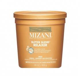 Mizani Butter Blend Relaxer (fine Hair/dyes) (3) 850 Ml