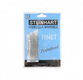 Steinhart Red Invisible Finet Nylon Gris 2u