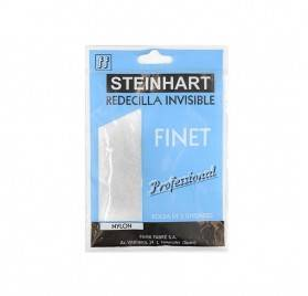Steinhart Red Invisible Finet Nylon Blanco 2u