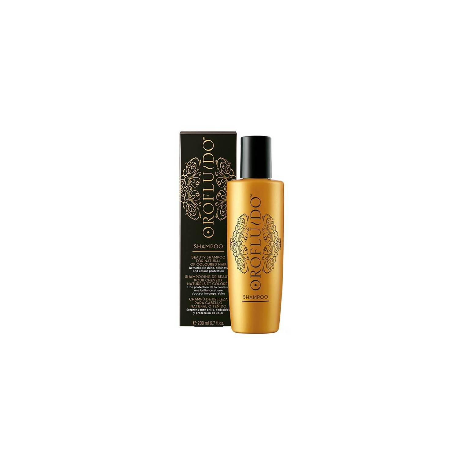 Revlon Or Fluide Shampooing 200 Ml