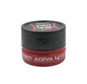 Agiva Men Hair Wax 04 175 Ml (extra Strong)