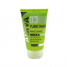 Agiva Hair Tube Wax 03 150 Ml (matte Look)
