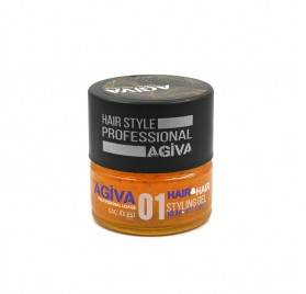 Agiva Perfect Hair Style Gel 01 200 Ml (wet Look)