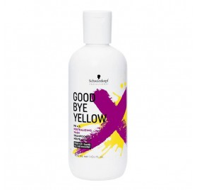 Schwarzkopf Good Bye Yellow Champú 300 Ml