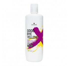 Schwarzkopf Good Bye Yellow Champú 1000 Ml