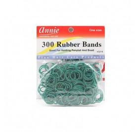 ANNIE 300 RUBBER BANDS VERDE 3216 (GOMAS)