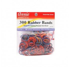 Annie 300 Rubber Bands Multi Colores 3153 (gomas)