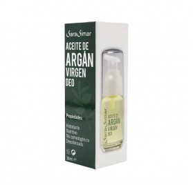 Sara Simar Argan Oil 100% Virgen 30 Ml (6119)