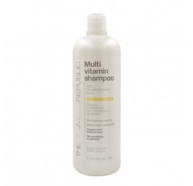 The Cosmetic Republic Shampoo Multi Vitaminico 1000 Ml Without Sulfates And Parabens