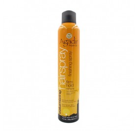 Agadir Argan Oil Lacquer Hair Spray 10.5oz/365 Ml