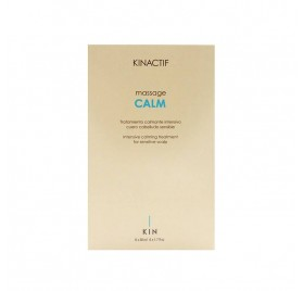 Kin Tratamiento Cabello Sensible Calm Massage 6x50 Ml