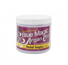 Blue Magic Acondicionador Argan Oil/herbal Complex 390g S/a