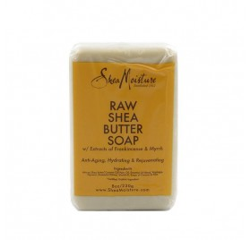 Shea Moisture Raw Shea Butter Bar Soap 230g/8oz