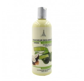 Coco Organic Body Lotion (coconut/lime Oil) 437ml