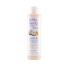 Revlon Lottabody Coconut & Shea Oils Hydrate Me Moisture Conditioner 300 Ml