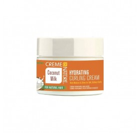 Creme Of Nature Coconut Milk Hydrating Curling Cream 326g