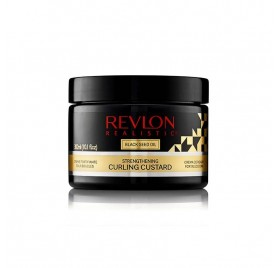 Revlon Real Black Seed Curl Custard 300 Ml