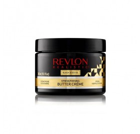 Revlon Real Black Seed Butter Creme (crema De Mantequilla) 300 Ml