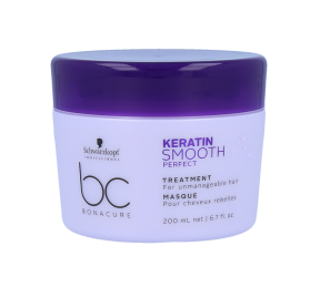 Schwarzkopf Bonacure Keratin Smooth Perfect Tratamiento Mascarilla 200ml