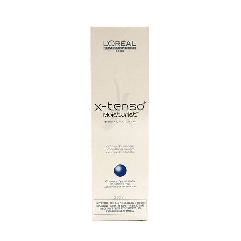 Loreal X-tenso Moisturist Hair Sensitive 250 Ml
