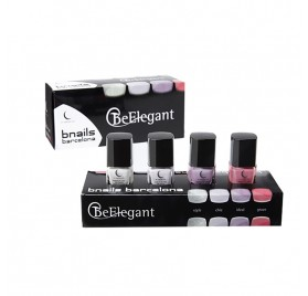 Sabrina Bnails Le Kit Be Elegant (4Ux5 ml)