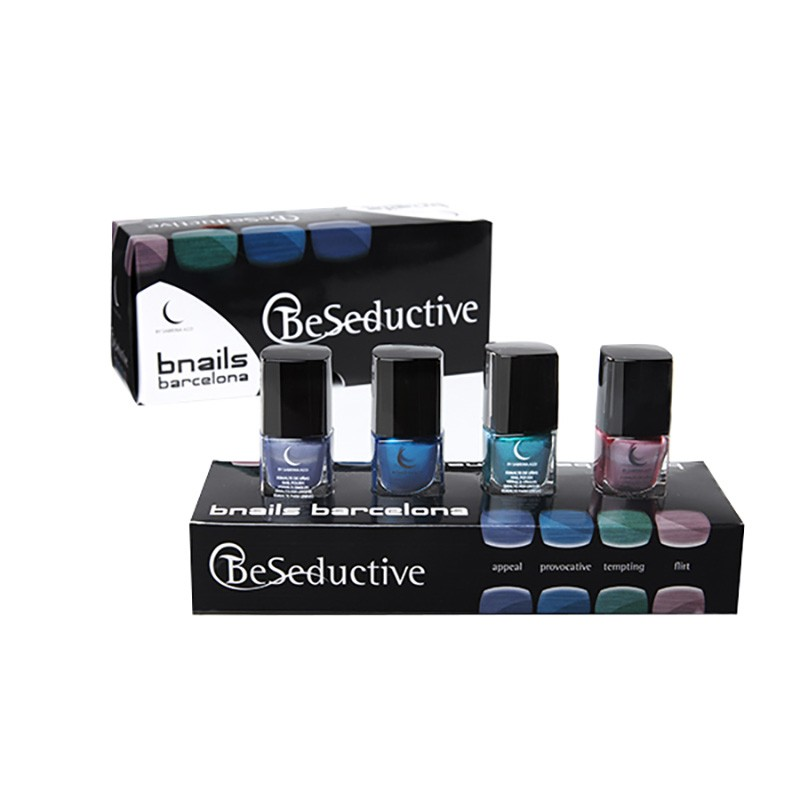 Sabrina Bnails Le Kit Be Seductive (4Ux5 ml)