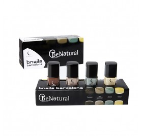 Sabrina Bnails Le Kit Be Natural (4Ux5 ml)