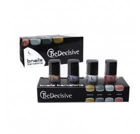 Sabrina Bnails Le Kit Be Decisive (4Ux5 ml)