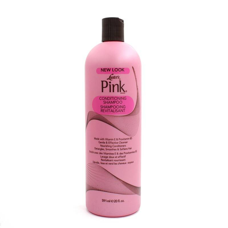 Luster's Pink Champú Acondicionador 591 Ml