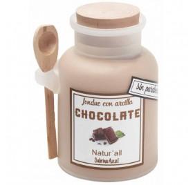 Sabrina Natur All Fondue Arcilla Chocolate 300 ml