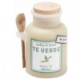 Sabrina Natur All Peeling Bambu/Te Verde 300 ml