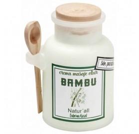 Sabrina Natur All Cream Massage Elixir Bambu 300 ml